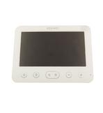 """KW-E706FC-W200 белый Kenwei Монитор цветного видеодомофона hand-free, LCD TFT 7"""", 16:9, PAL/NTSC, память фото или видео на карту SD до 32Гб"""