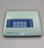 Гранит-16 Прибор приемно-контрольный охранно-пожарный 16 шлейфа, 3 ПЦН