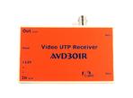 Приемник видеосигнала AVD-301R по витой паре 1500м