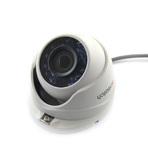 """Видеокамера HiWatch HD-TVI DS-T203 (2.8) цветная купольная уличная антивандальная со встроенной ИК подсветкой УГОЛ 103 градуса (механический ИК-фильтр) ; 1/2.7"""" CMOS, 2 МП (1920х1080); 0.01лк/0лк с вкл ИК; f=2.8мм; S/N: более 52dB; Дальность ИК подсв"""