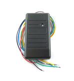 J2000-SKD-RDR01 Считыватель уличный бесконтактный. Стандарт карт: Em-Marine. Дальность считывания 3-6см. Выходной интерфейс Wiegand 26/34. Питание 12 вольт. Потребление 80мА. Габаритные размеры 80х40х13мм. Температурный диапазон от -20 до +70, Защита