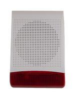 Призма-200И оповещатель свето-звуковой, уличный, ударочный, питание 12В, 200мА